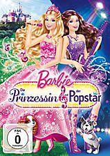 barbie die prinzessin und der popstar puppen