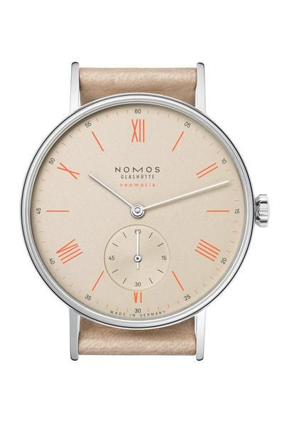 NOMOS - Ludwig Neomatik Champagner from Osterjewelers.com