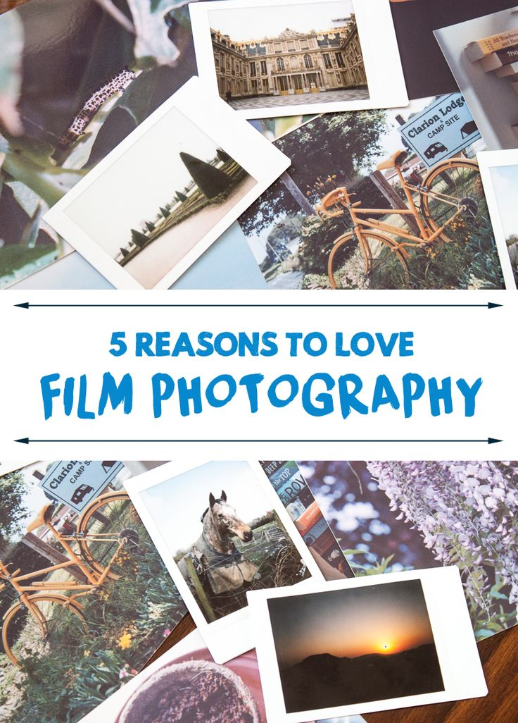 5 Reasons to Love Film Photography | lifeofkitty.co.uk