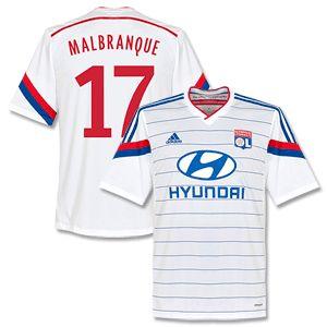 Adidas Olympique Lyon Home Malbranque Shirt 2014 2015 Olympique Lyon Home Malbranque Shirt 2014 2015 (Fan Style Printing) http://www.comparestoreprices.co.uk/football-shirts/adidas-olympique-lyon-home-malbranque-shirt-2014-2015.asp