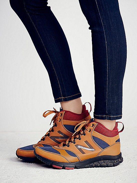 New Balance hiking shoes - perfect for a hike to Monkey Mountain in Sayulita or exploring Nayarit.