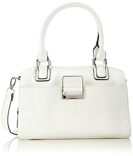 GERRY WEBER TD Handbag 4080002572 Damen Henkeltaschen 29x19x15 cm (B x H x T), Weiß (white)