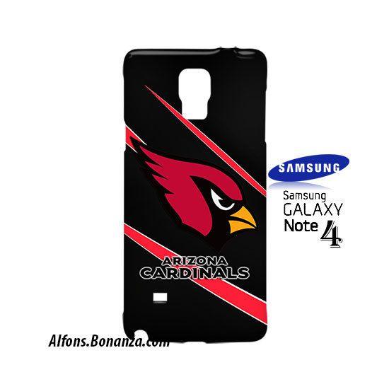 Arizona Cardinals Inspired Samsung Galaxy Note 4 Hardshell Case