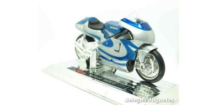 Suzuki RGV-r escala 1/18 Saico moto miniatura