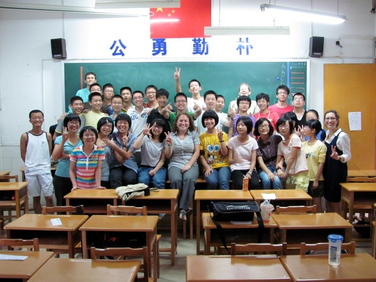 WorldTeach China Orientation 2011-2012