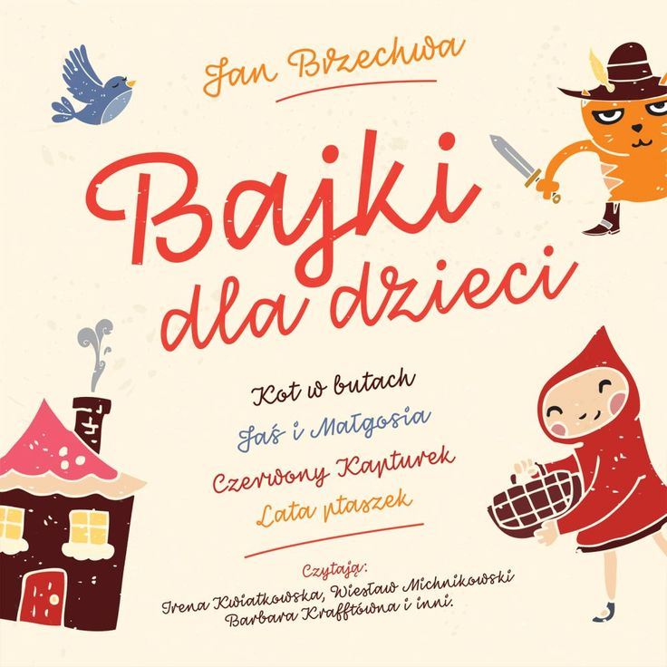 Bajki dla dzieci. Jan Brzechwa - Polskie Nagrania