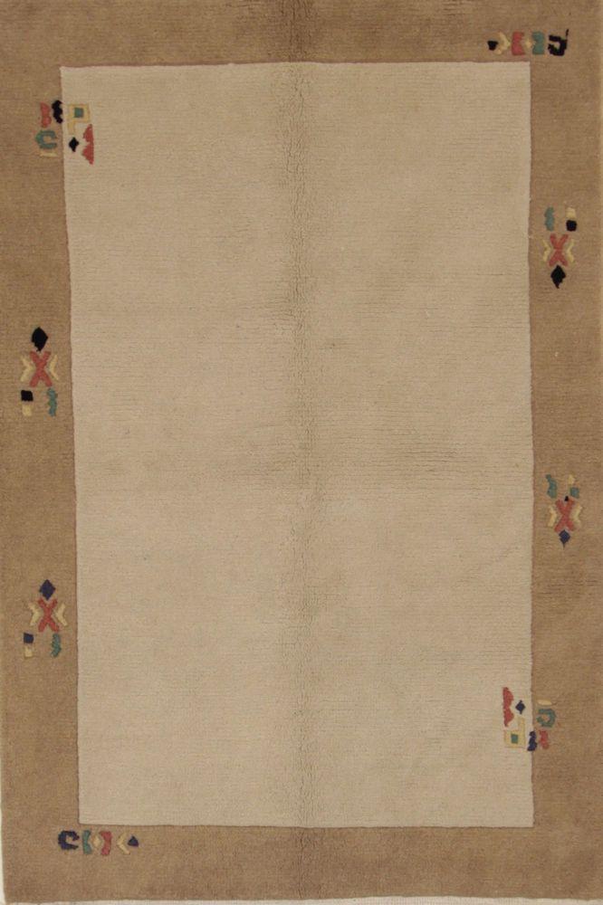 Nepal 100% Wolle Teppiche 180 x 120 cm Handgeknüpft Modern orient matto