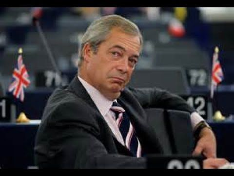Nigel Farage brilliantly destroys the elite politicians that wanted to have Britain give up their government to the global elites of the EU. ✔️ Facebook: htt...