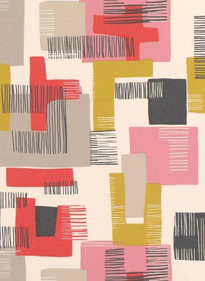 print & pattern blog - villa nova : etta