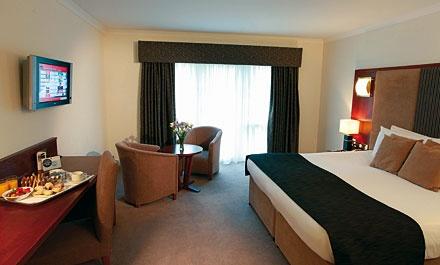 Deluxe bedroom at BEST WESTERN PLUS Keavil House Hotel