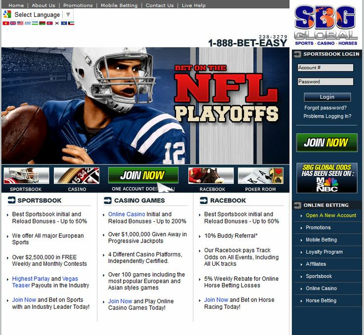 21 Best Online Sports Betting Sites Images On Pinterest