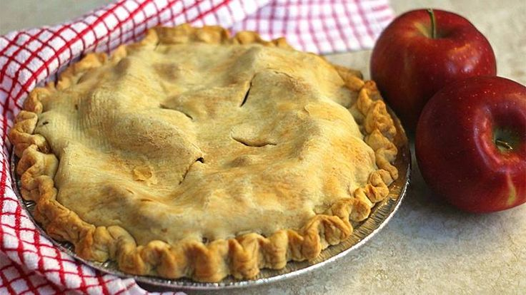 Blogger and pie expert Jocelyn Delk Adams shows us how to freeze and bake an apple pie so you can have one ready when you need it.