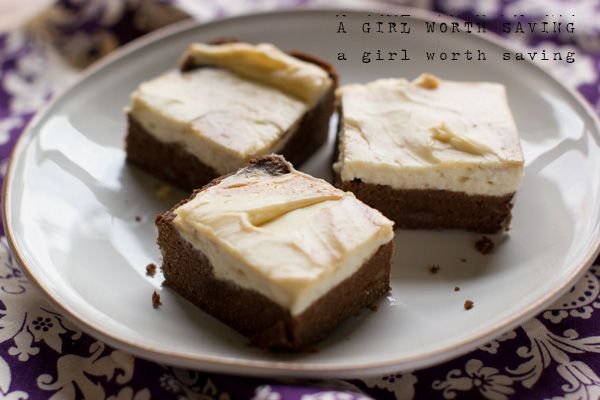 Gluten-Free Cheesecake brownies:  brownies: coconut flour, cocoa, mashed sweet potato, eggs, milk, maple syrup, chocolate chips cheesecake: cream cheese, maple syrup, vanilla