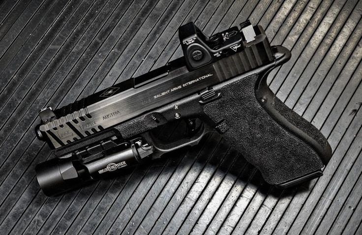 Salient Arms International Glock 17 Redback One Edition