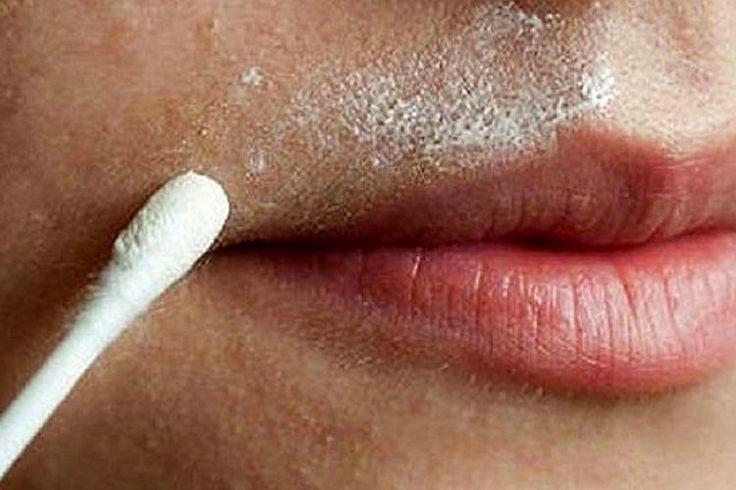 Une méthode naturelle pour retirer les petits poils au-dessus des lèvres pour toujours! - Tes Vidéos