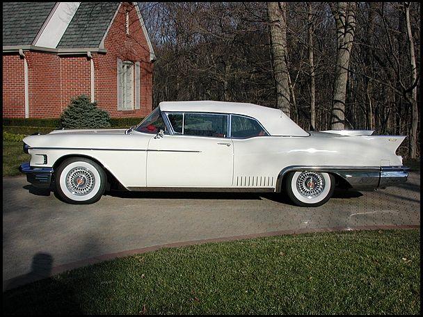 1958 Cadillac Eldorado Biarittz Convertible