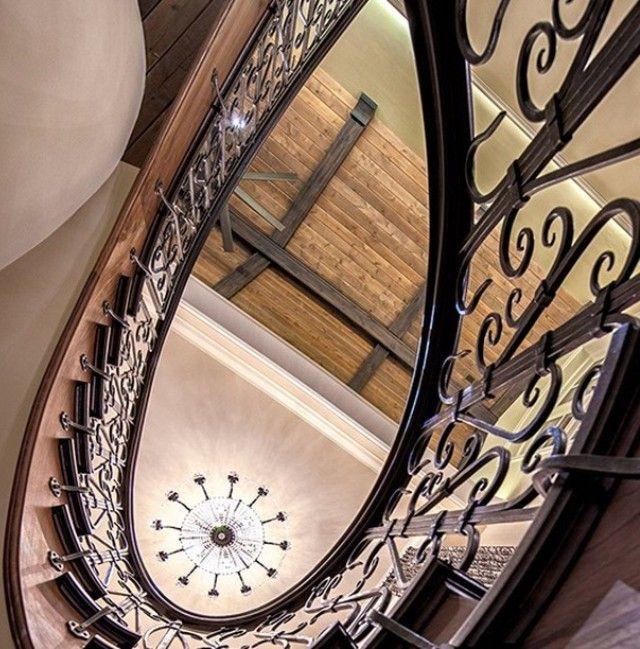 tangga elips