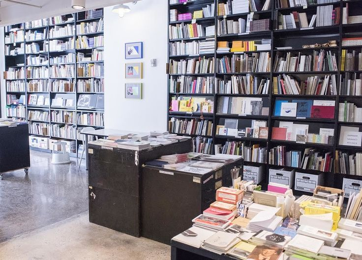 As one of the world's largest publicly available source for artists' books, Printed Matter is an important voice in a vibrant and expanding field. At the heart of our mission is a longstanding open...