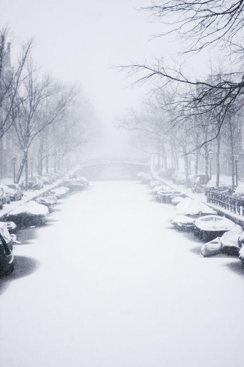 photo by Pia Jane Bijkerk: Photos, Inspiration, Favorite Places, Frozen Canal, Winter Wonderland, Beautiful, Christmas, Amsterdam