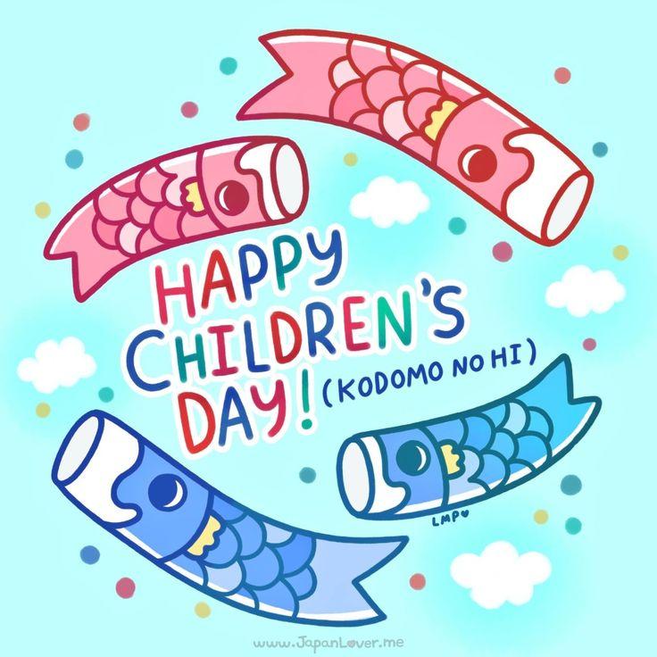 Happy Childrens Day (Kodomo no Hi)