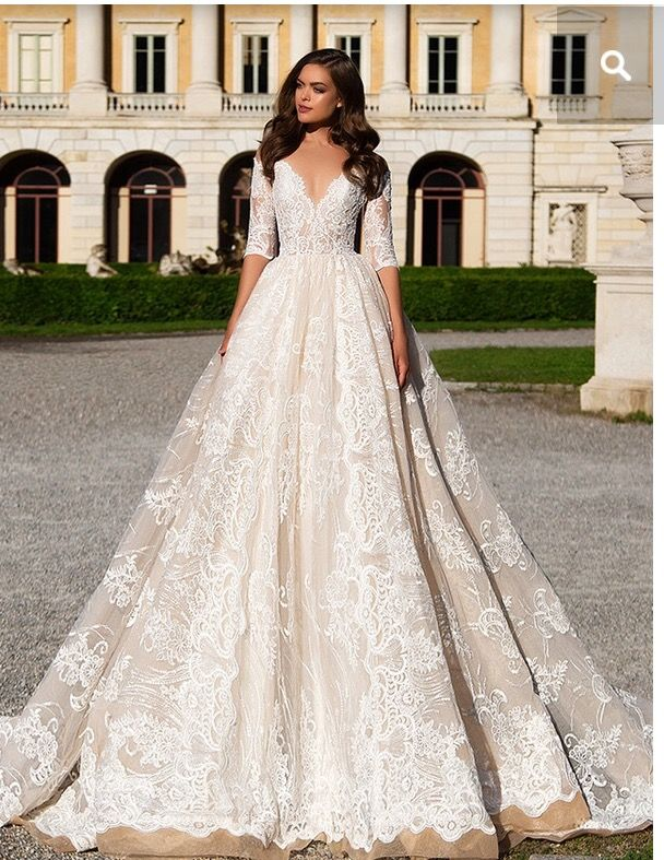 82 best Wedding dresses images on Pinterest | Homecoming dresses ...
