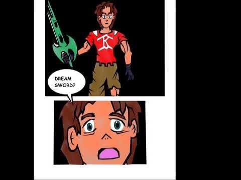 RM Comics: Wakening Dreams Volume 1 Prologue My Self Publishe...