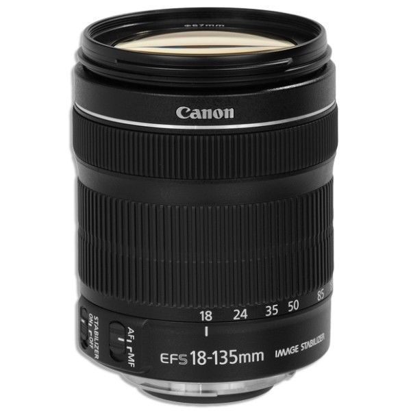 Canon EF-S 18-135mm IS Lens