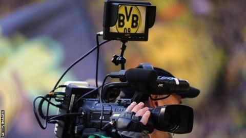 Bundesliga TV rights sell for 3.6bn