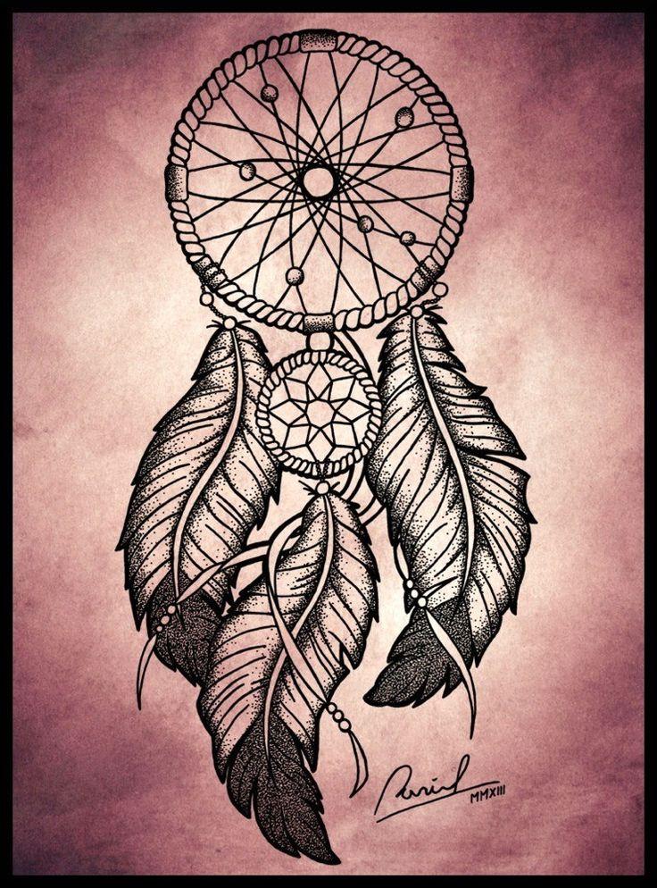 Татуировка Ловец Снов | Значение тату | 62 эскиза и фото — Лучшая подборка!