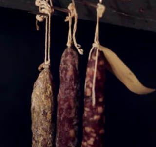 Контроль созревания салями и сухой колбасы