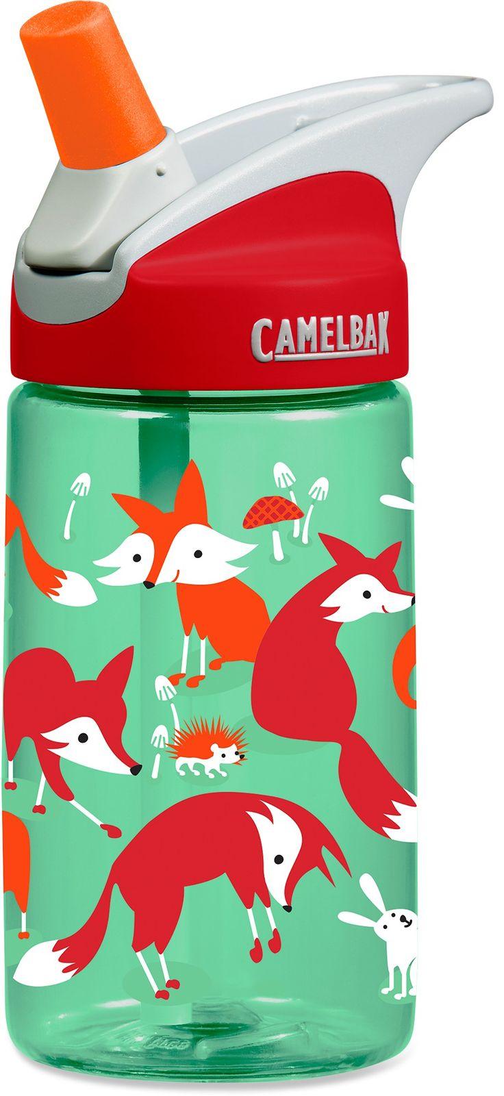 CamelBak Kids' eddy Water Bottle - 14 fl. oz. - REI.com