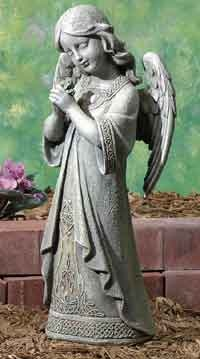best stone angels images angel statues cemetery stone angels google search