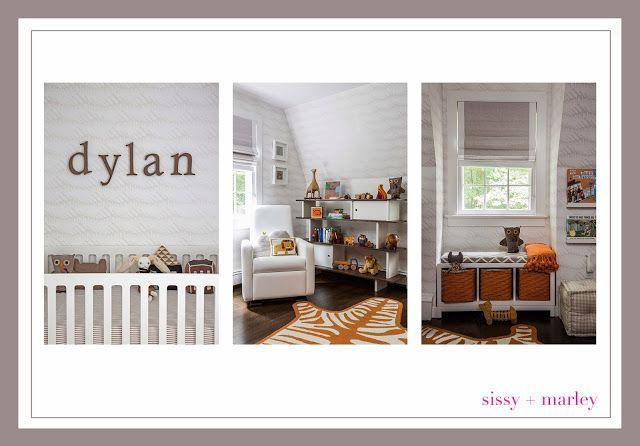 @SISSY+MARLEY LLC dylan's nursery, giraffes, neutral, safari, animal kingdom, modern, sophisticated, chic interior design