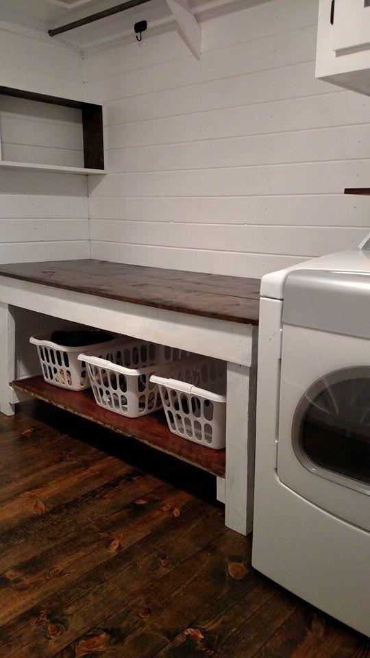 Best 25+ Basement laundry area ideas on Pinterest ...