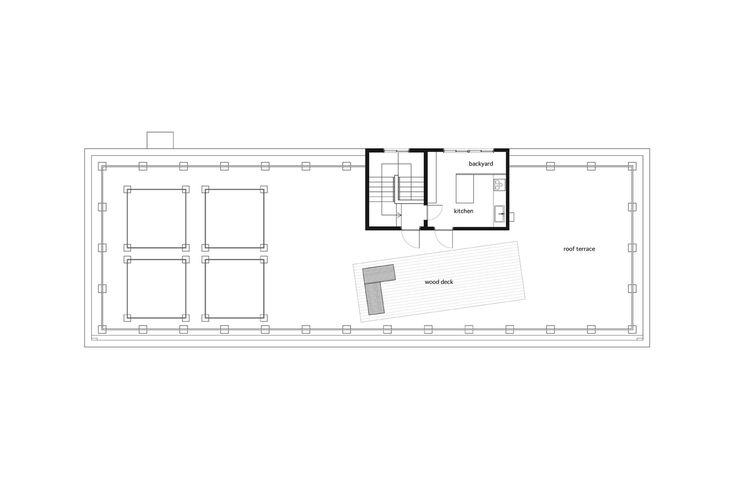 Gallery of Share House Funabashi / Kasa Architects - 22