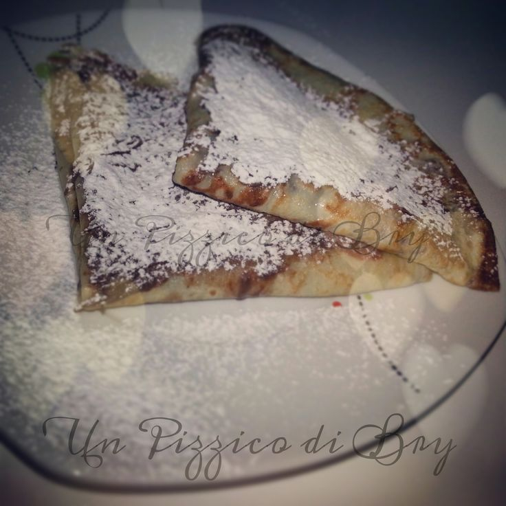 Crepes con Nutella http://blog.giallozafferano.it/unpizzicodibry/crepes-nutella/