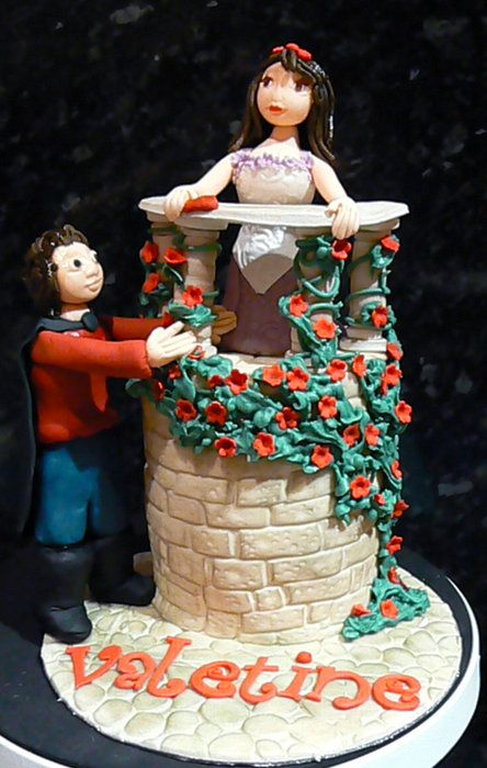 Romeo & Juliet...creative!!!