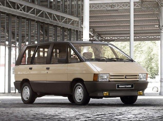 Renault Espace (1984-1991)