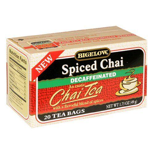 Bigelow chai green tea