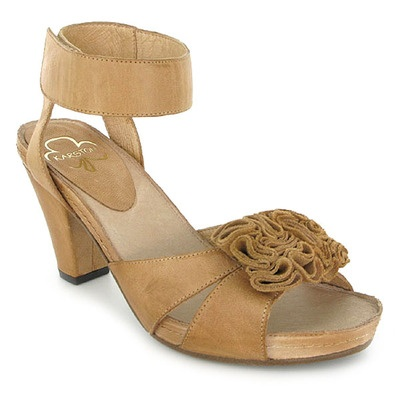 Chaussure Karston ZUIZI Camel, chaussure femme