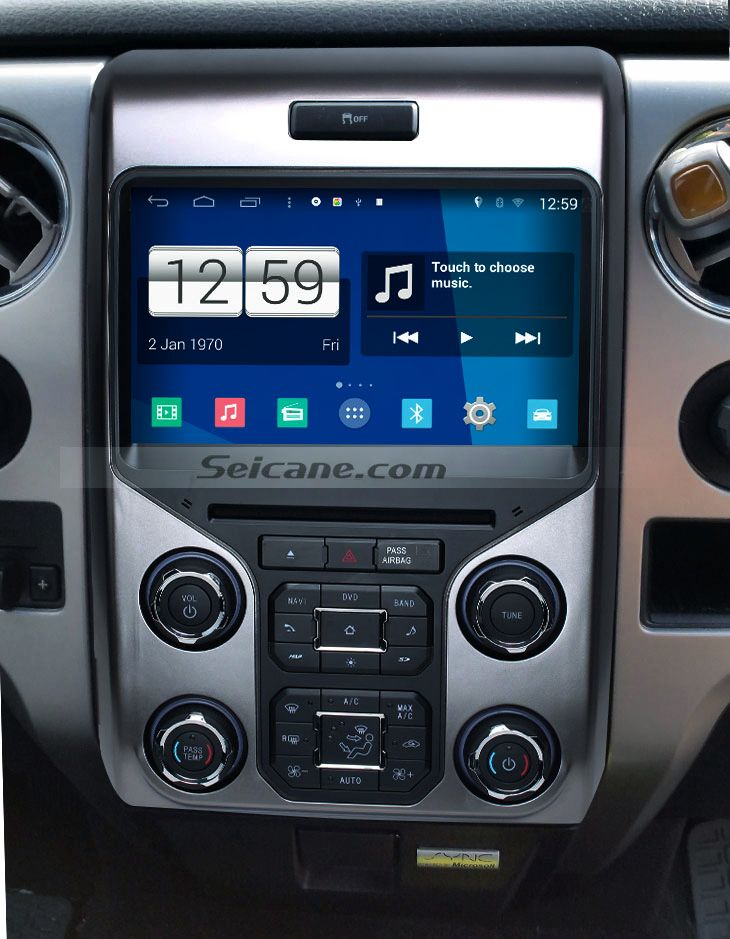 Seicane S09267 2013 2014 2015 Ford F150 F250 F350 Expedition Android 4.4.4 GPS…