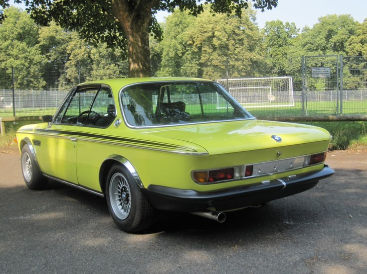1972 BMW 3.0 - CSL | Classic Driver Market