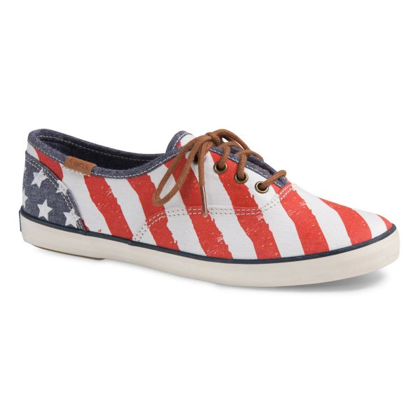 Keds Champion Patriotic Women's Flag by Keds
