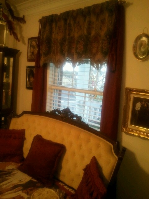 55 Best Images About Victorian Window Treatments On