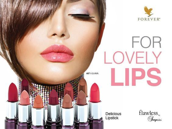 Inspired by our very own Aloe Vera, these exclusive, new and innovative flawless by Sonya™ Delicious Lipstick creates the perfect veil of color for rich, luxurious and deliciously flawless lips. https://www.youtube.com/watch?v=bxpXU5GEXMA http://360000339313.fbo.foreverliving.com/page/products/all-products/6-cosmetics/usa/en http://www.flawlessbysonya.com/ Need help? http://istenhozott.flp.com/contact.jsf?language=en Buy it http://istenhozott.flp.com/shop.jsf?language=en
