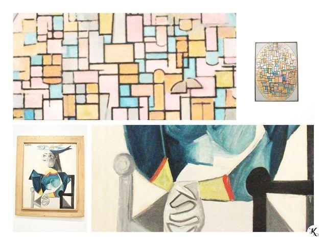 Knihařka - Stedelijk museum - paintings