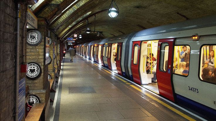 The Tube Map of London's Long-Lost Secrets | Co.Exist | ideas + impact