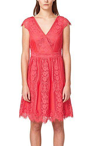 Esprit kleid pink fuchsia