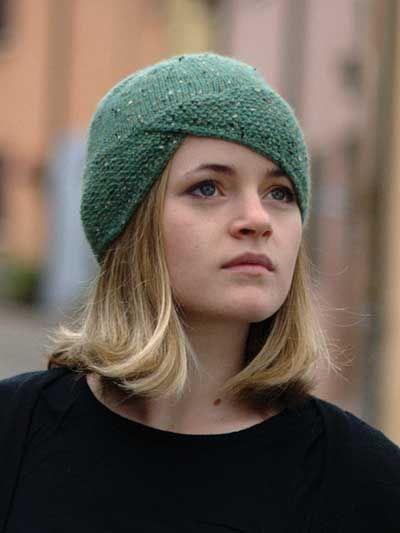 Ravine Hat Knit Pattern