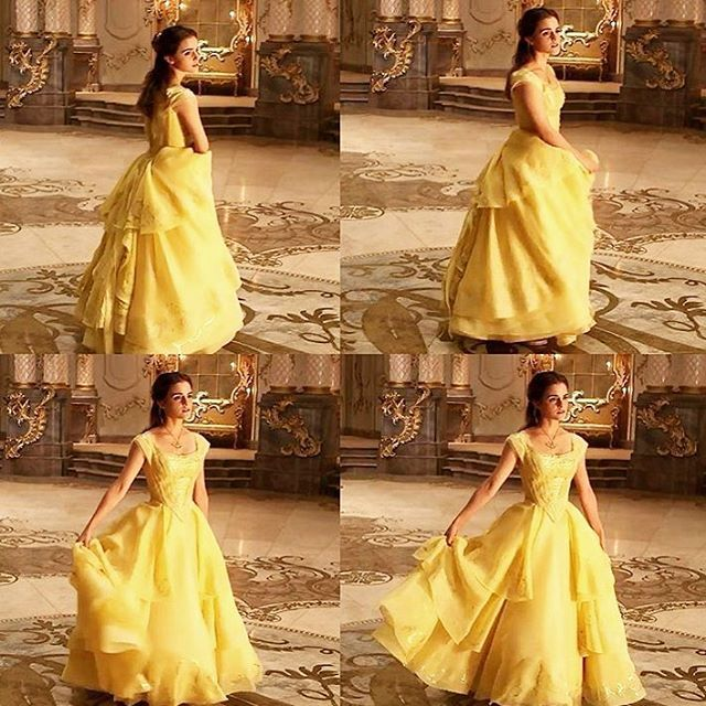 """Hollyanne ⚓️ on Instagram: """"Is anyone else excited for this??  I cannot wait to see Emma Watson as Belle  . . . photo by: @msemmawatson . . . #emmawatson #belle…"""""""